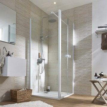 Carrelage mural et fa ence pour salle de bains et cr dence - Faience pour couloir ...