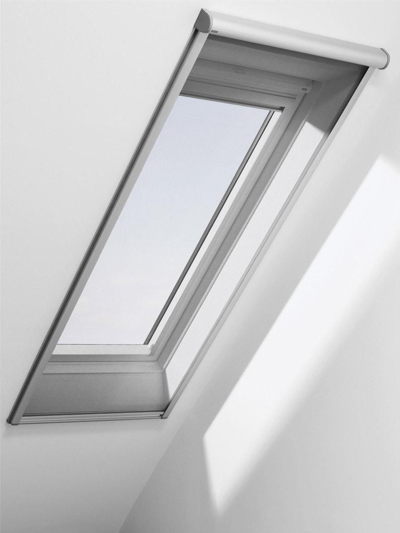 Moustiquaire Pour Fenêtre De Toit Velux H200 X L73 Cm