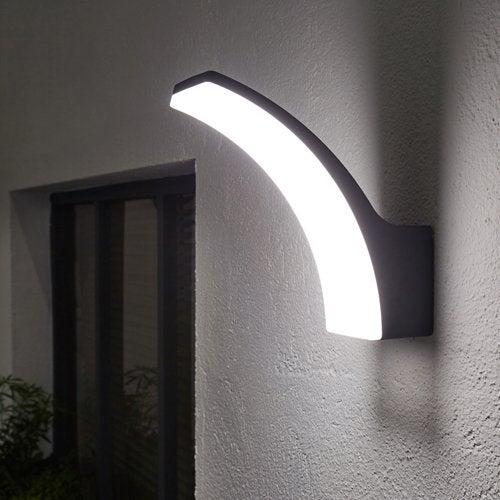 Eclairage extérieur, luminaire jardin, lampe LED, solaire ...