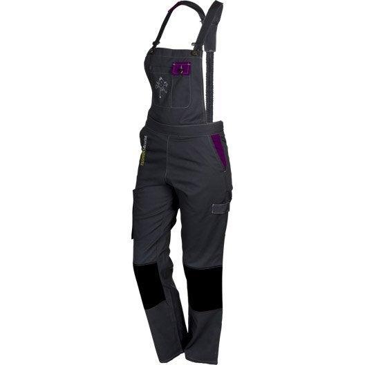 v tements de protection sp cial femme pantalon veste salopette et combinaison de chantier. Black Bedroom Furniture Sets. Home Design Ideas