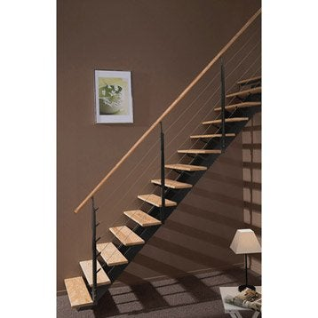 Escalier escalier sur mesure leroy merlin - Escalier encastrable ...