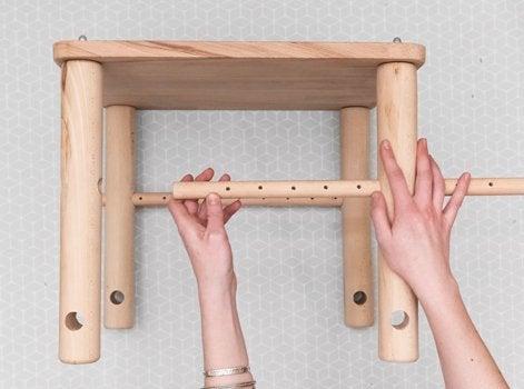Fabriquer un tabouret fabriquer tabouret with fabriquer - Fabriquer tabouret de bar ...