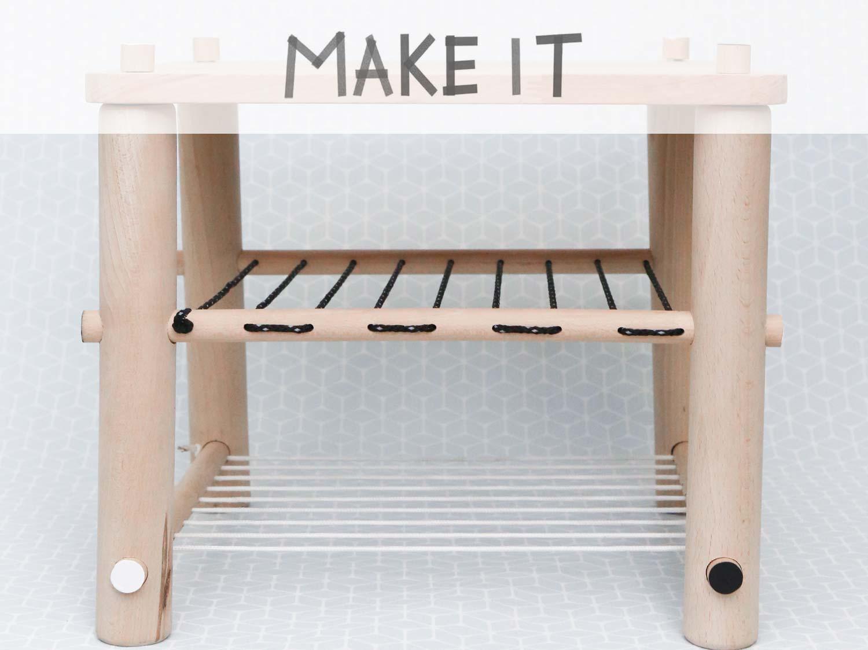 diy tabouret. Black Bedroom Furniture Sets. Home Design Ideas