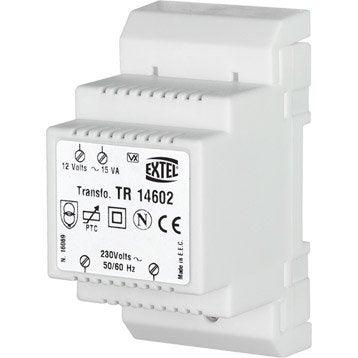 Transformateur d'alimentation EXTEL Wetr 14602