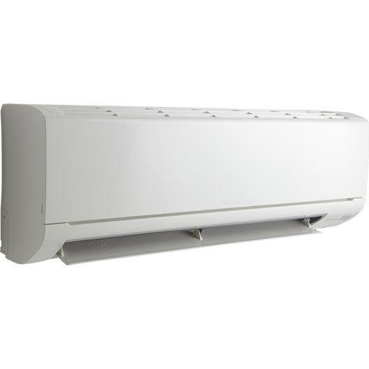 Pompe chaleur air air unit int rieure seule pour monosplit mszhj35va 3150 - Clim inverter leroy merlin ...
