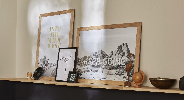 du papier peint trompe l 39 oeil fait de petites lattes de. Black Bedroom Furniture Sets. Home Design Ideas