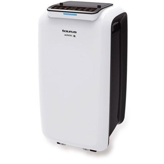 Climatiseur mobile taurus ac 280 2640 w leroy merlin - Quel climatiseur mobile choisir ...