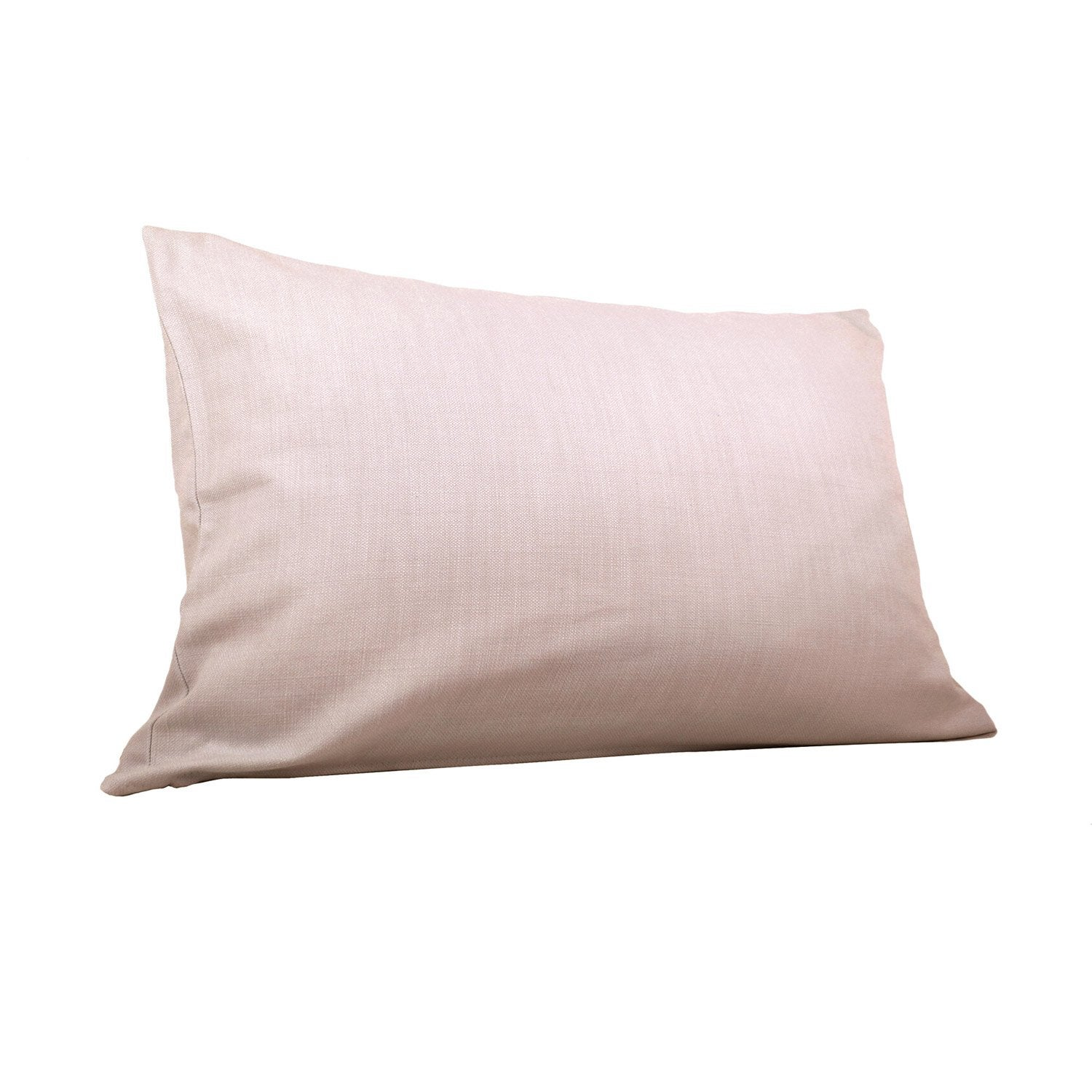Coussin Savanna, rose blush l.60 x H.40 cm