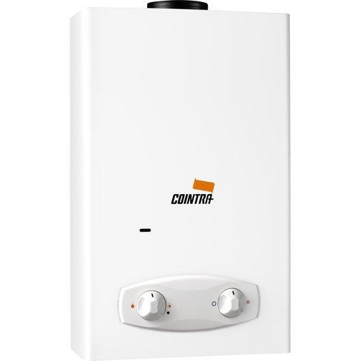 Chauffe eau gaz instantan cointra cob 11 b 11 l min - Chauffe eau instantane avis ...