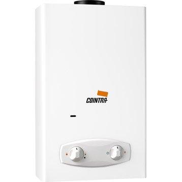 Chauffe eau gaz chauffe eau et ballon d 39 eau chaude for Temperature eau chauffage gaz