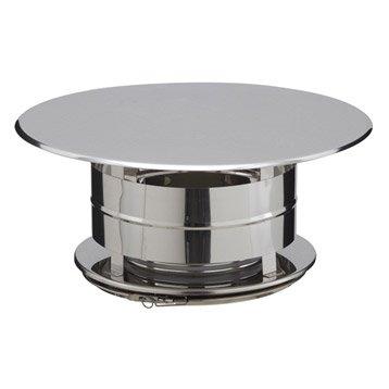 Chapeau aspirateur POUJOULAT 150 mm