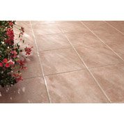 Carrelage rose effet pierre Michigan l.34 x L.34 cm