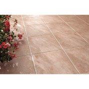 Carrelage sol rose effet pierre Michigan l.34 x L.34 cm