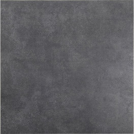 carrelage sol noir effet b ton factory x cm. Black Bedroom Furniture Sets. Home Design Ideas