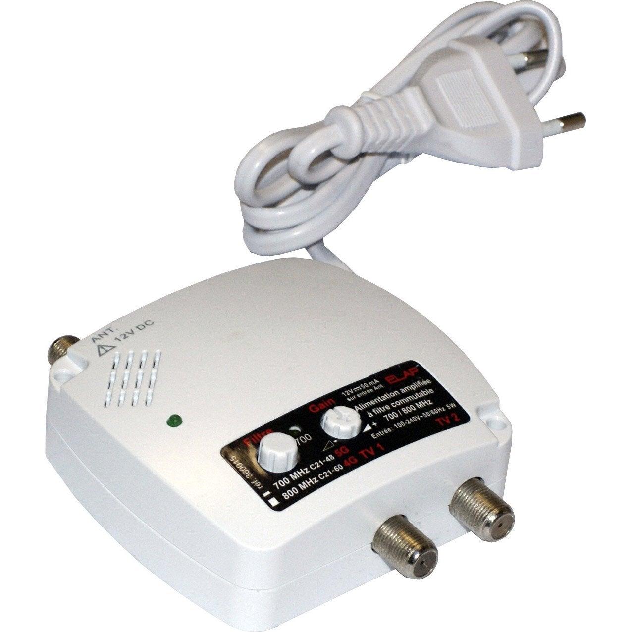 Amplificateur Elap 341057 Comparer Les Prix Des