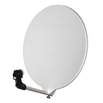 Antenne satellite parabolique fibre composite 70 cm, ELAP
