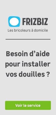 BZ- FRIZBIZ Douille electrique