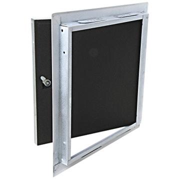 amazing trappe de visitee haute qualit hydro blanche laque x cm semin with trappe de plafond. Black Bedroom Furniture Sets. Home Design Ideas