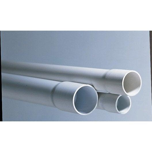 tube irl 16 mm long leroy merlin. Black Bedroom Furniture Sets. Home Design Ideas
