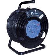 Enrouleur de câble électrique bricolage L.30 m ELECTRALINE