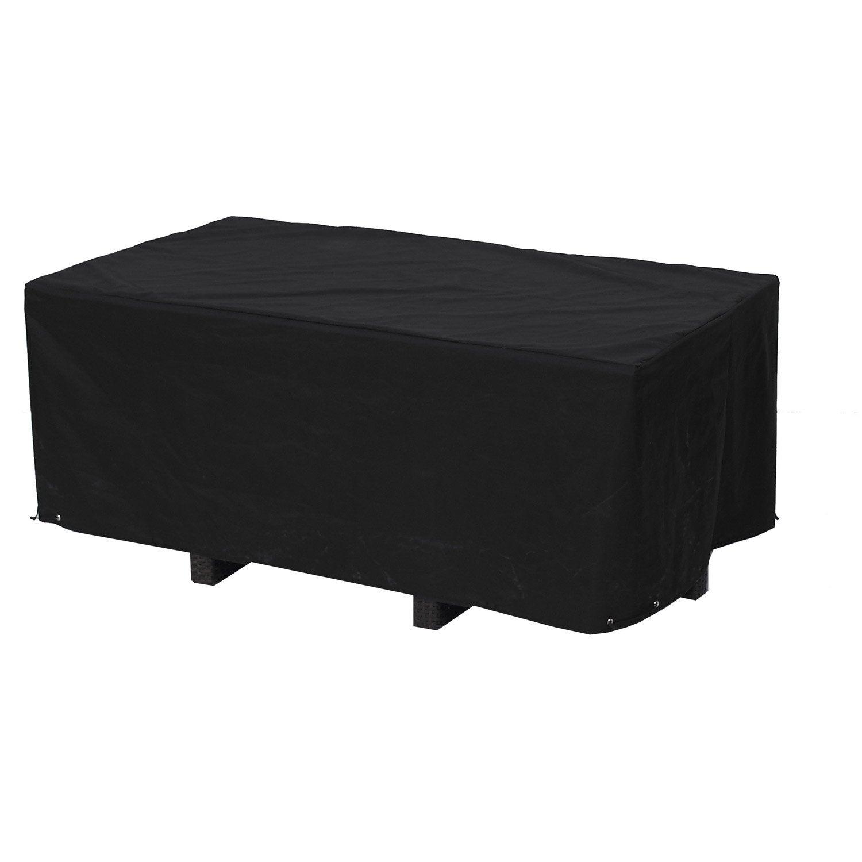 Housse de protection pour table DCB GARDEN L.170 x l.105 x H.67 cm ...