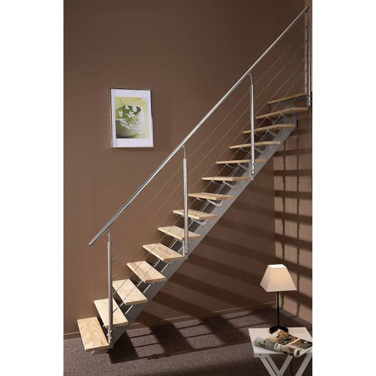 rambarde c ble escatwin obapi rolo avec main courante en. Black Bedroom Furniture Sets. Home Design Ideas