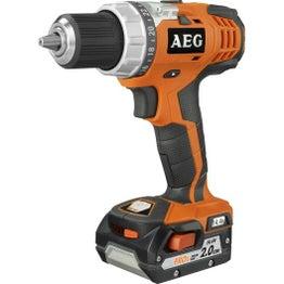 Perceuse sans fil AEG POWERTOOLS Bs14cli14, 14.4 V 2 Ah, 2 batteries