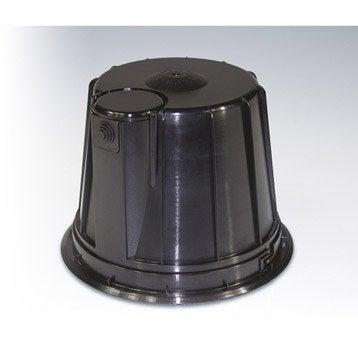 Cloche de protection pour spot à encastrer Bbc spotclipbox fixe noir