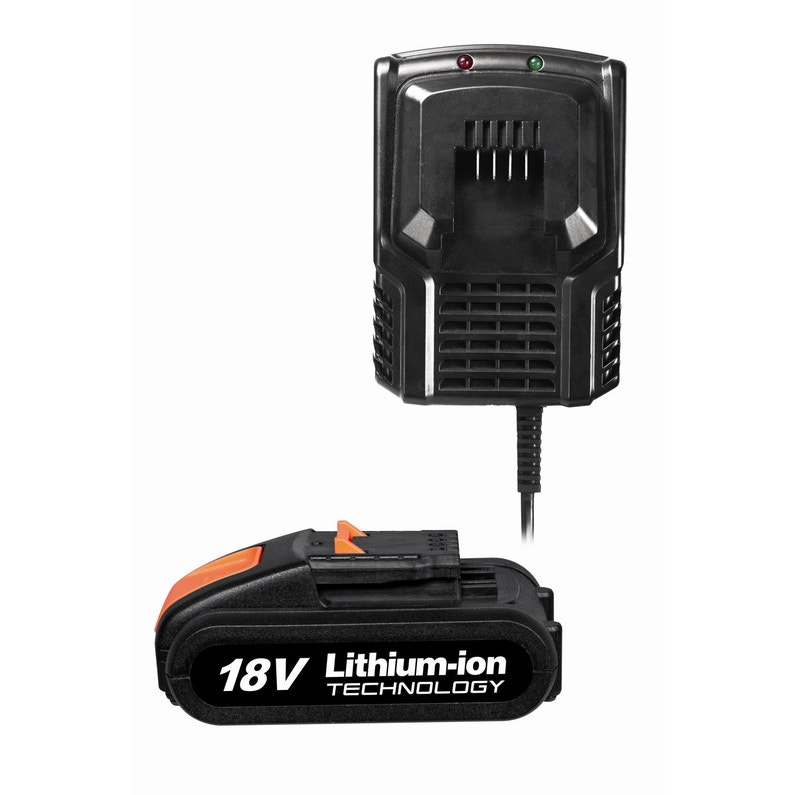 Batterie Et Chargeur Dexter Power 18v 2ah