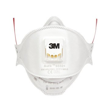 Masque de protection antipoussière 3M PROTECT