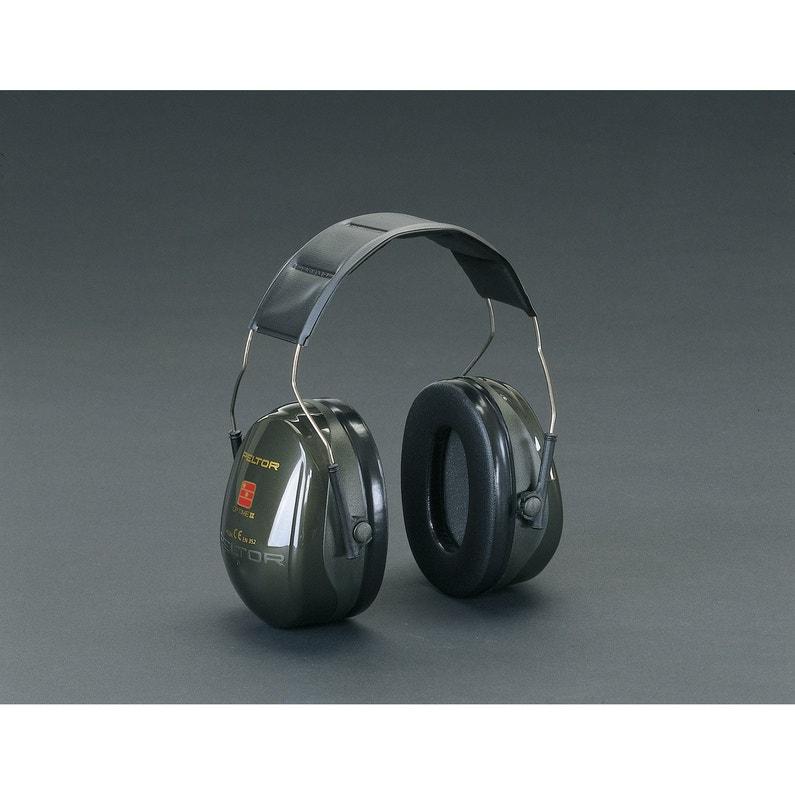 casque antibruit 3m peltor optime2 leroy merlin. Black Bedroom Furniture Sets. Home Design Ideas