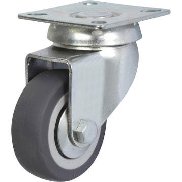 roue et roulette pour meuble - pied d'ameublement, roue et roulette