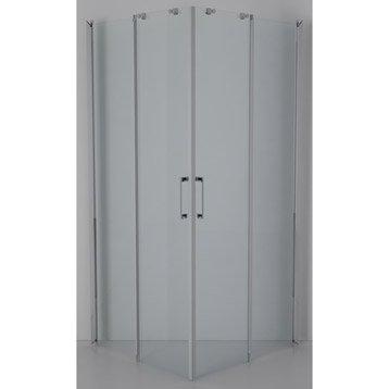 Cabine de douche douche leroy merlin for Porte de douche 90x90