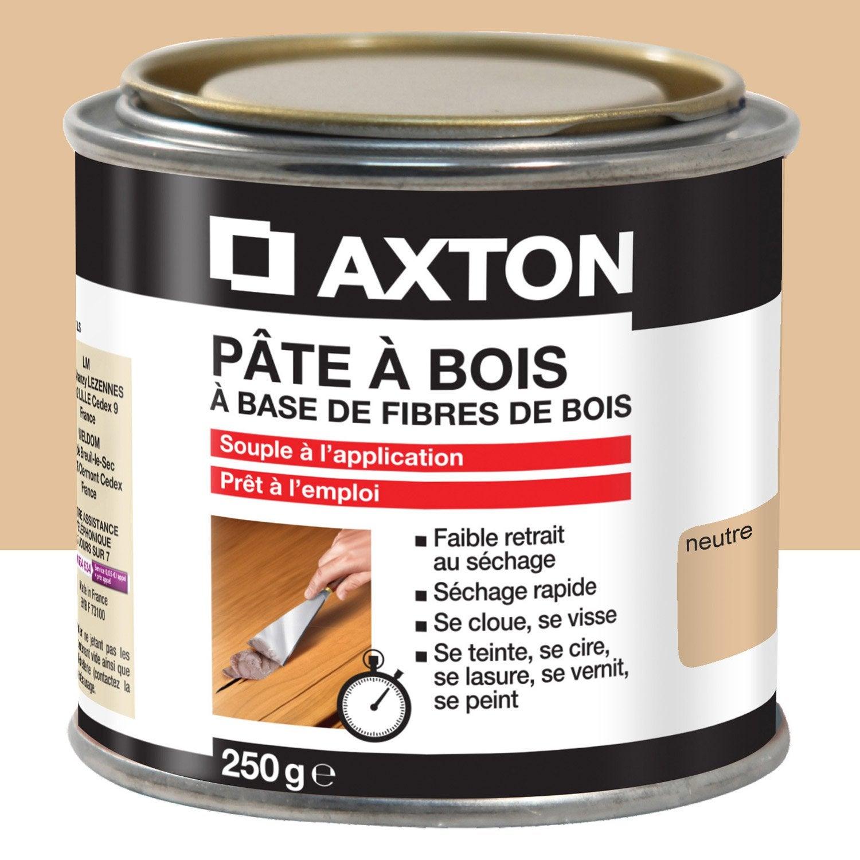 Pâte à Bois AXTON, Neutre, 250