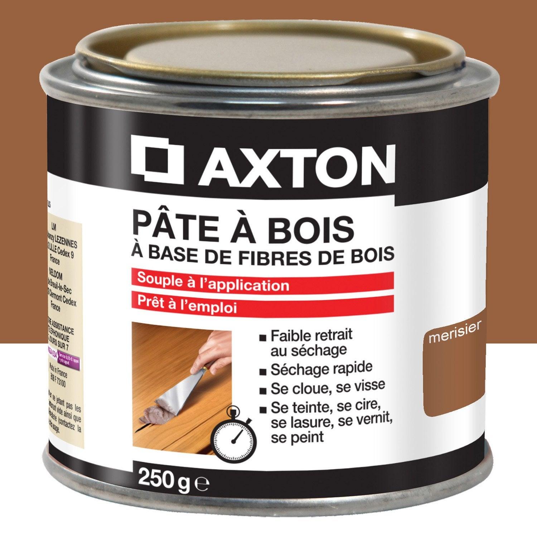 Pâte à Bois AXTON, Merisier, 250 ...