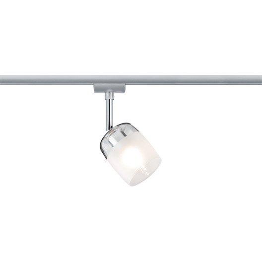 spots et suspensions pour rail paulmann blossom g9 1 x 10. Black Bedroom Furniture Sets. Home Design Ideas
