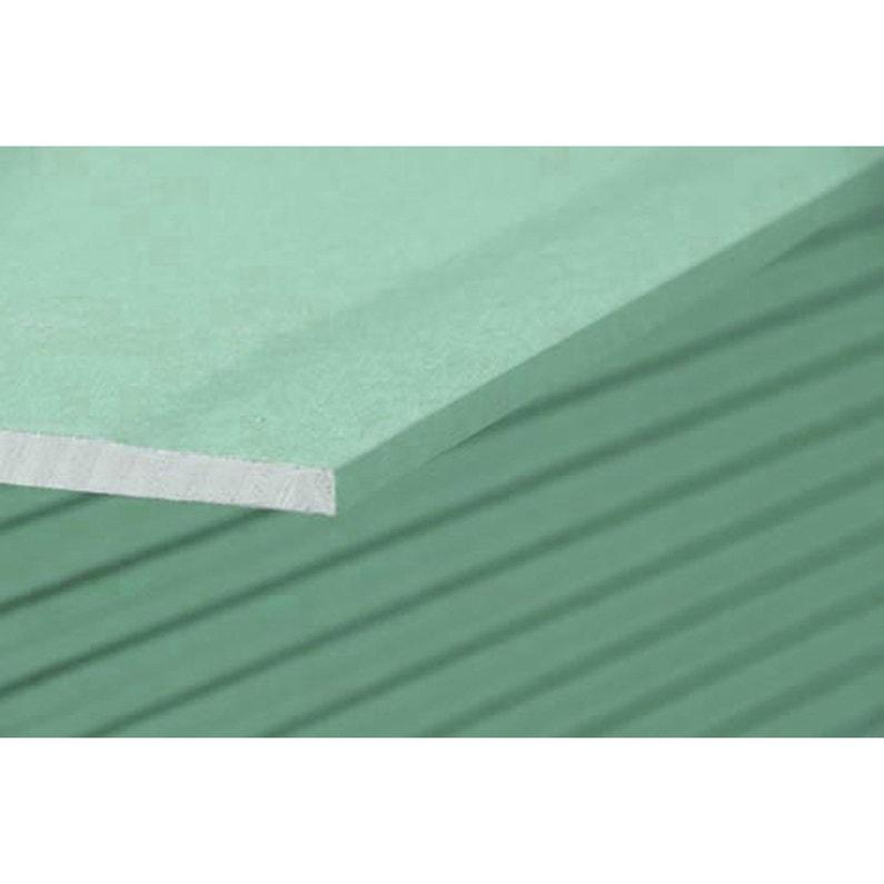 Plaque De Plâtre Ba 13 H250 X L120 Cm Hydrofuge Nf Siniat