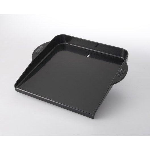 Plancha en fonte maill e weber pour barbecue gaz leroy merlin - Barbecue plancha gaz leroy merlin ...
