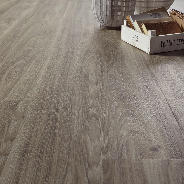 lame pvc clipsable aspen oak silver contesse revelation leroy merlin. Black Bedroom Furniture Sets. Home Design Ideas