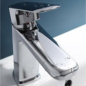 Mitigeur lavabo chromé, SENSEA Remix