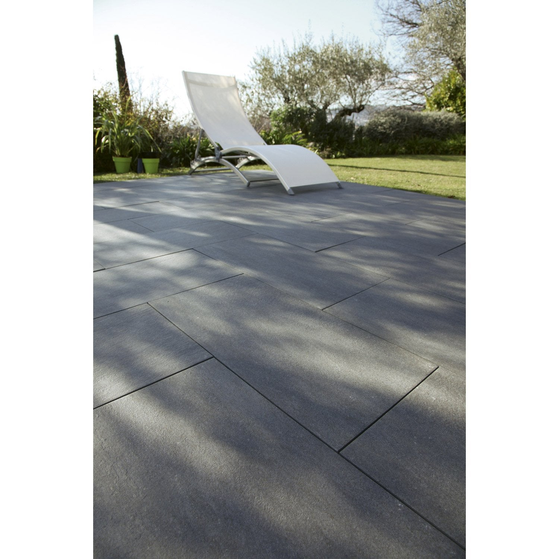 Sol En Ardoise Maison carrelage sol et mur extérieur intenso béton ardoise source l.30 x l.60 cm  arten