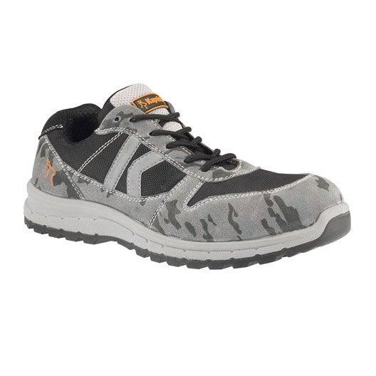chaussures de s curit basses kapriol derby coloris camouflage t41 leroy merlin. Black Bedroom Furniture Sets. Home Design Ideas