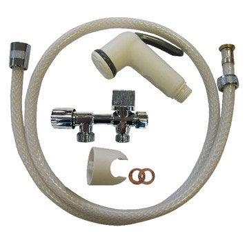 Flexible et douchette pour robinet accessoires de robinet leroy merlin - Accessoires wc leroy merlin ...