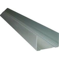 ossature m tallique plaque de pl tre rail placo montant placo leroy merlin. Black Bedroom Furniture Sets. Home Design Ideas