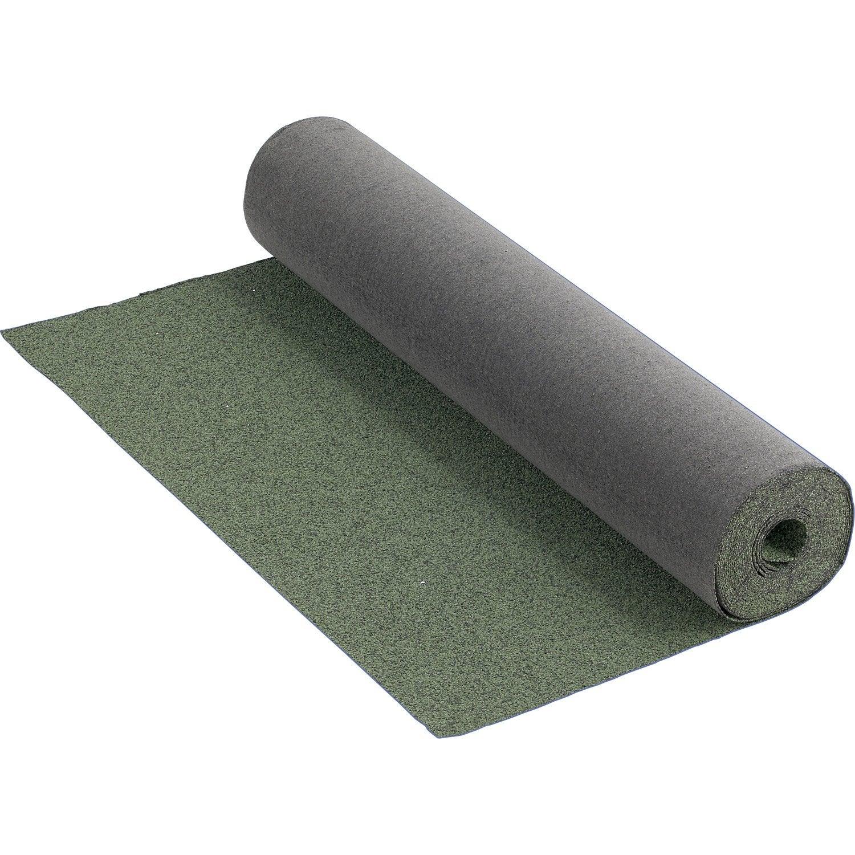 Bardeau imitation ardoise bitum e vert iko gardentop l 1 x for Toile pour bassin prix