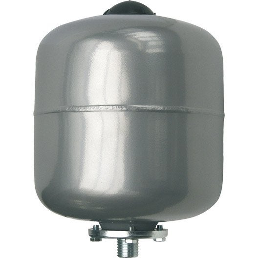vase d 39 expansion sanitaire 11 l pour chauffe eau de 150 200 l equation leroy merlin. Black Bedroom Furniture Sets. Home Design Ideas