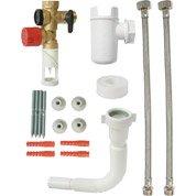 Kit sécurité complet Inox pour eau agressive EQUATION