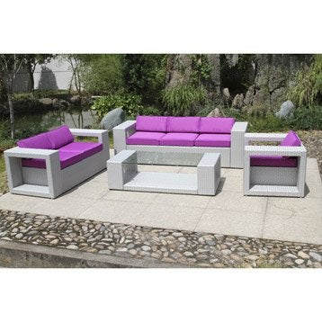 Best Salon De Jardin Gris Et Rose Ideas - House Design - marcomilone.com