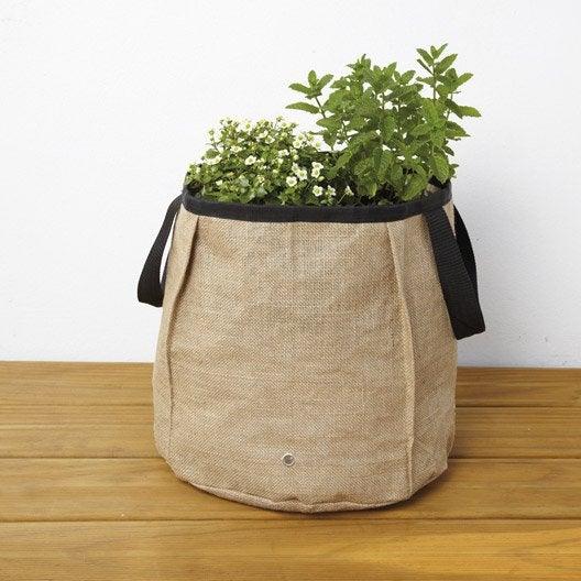sac à plantation plantation innovax | leroy merlin