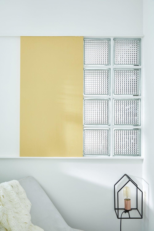 des briques de verre dans votre salle de bains leroy merlin
